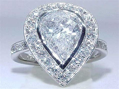 fashionjewellery: big diamond wedding rings