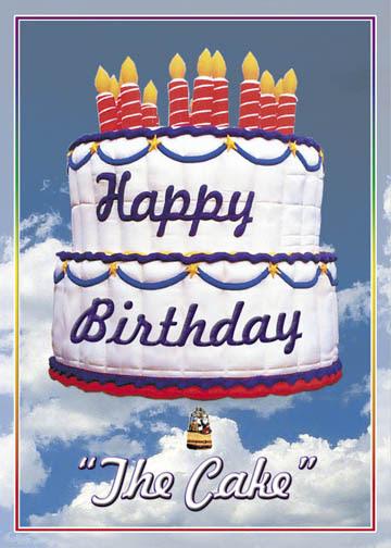 Balloons+birthday+cake