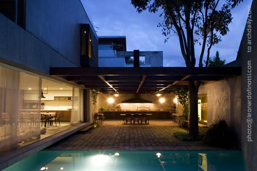 Casa Marrom - Isay Weinfeld