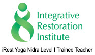 iRest Yoga Nidra Level 1 Trained Teacher.