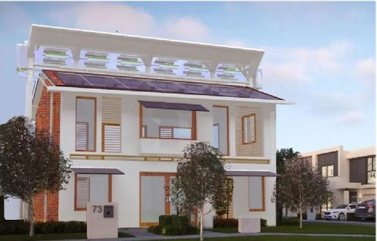 Como um telhado extra pode mudar a eficiência energética de uma casa