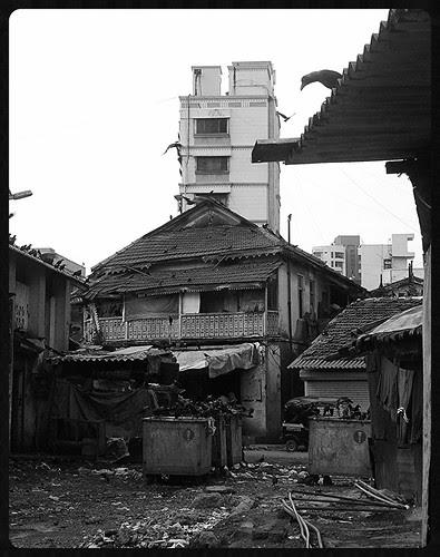 Bandra Bezar Road .. The Filthiest Place In Bandra by firoze shakir photographerno1