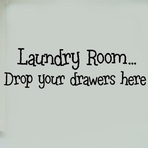 Stencil Laundry Room Quotes. QuotesGram
