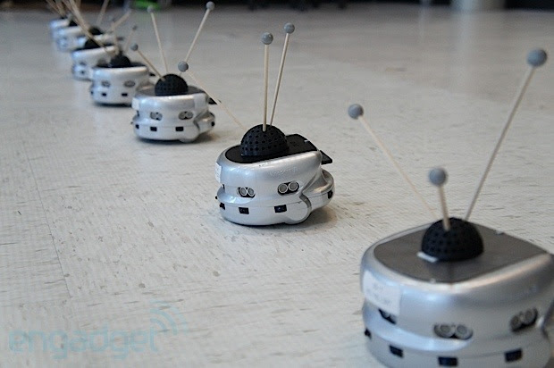 Swarm robots perform classical scores inside Georgia Tech's GRITS lab (eyes-on video)