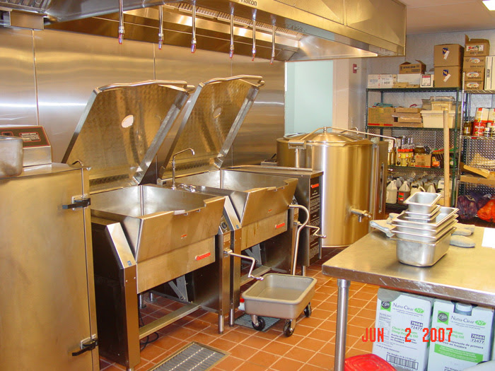 Kitchen Layout Of Function Room ~ Cheap Interior Design Ideas