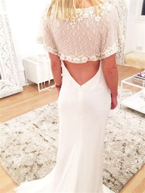 Bo & Luca The Harlington Gown New Wedding Dress on Sale 86