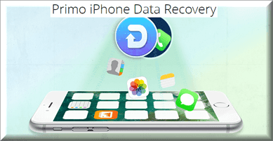 Download Primo iPhone Data Recovery For FREE!