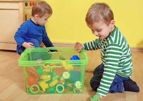 5 dicas para manter sua casa organizada (mesmo com crianças pequenas)