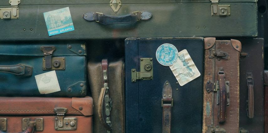baggage-7 years abroad