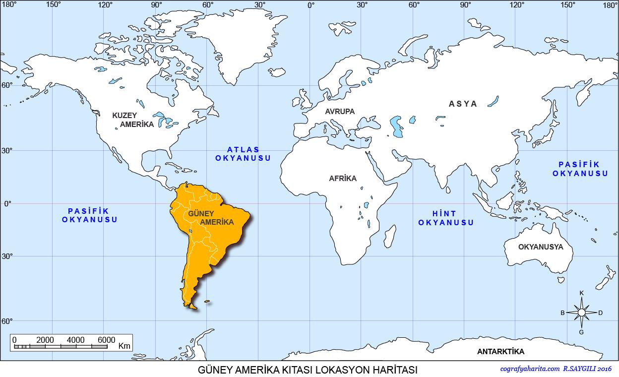 Dünya Siyasi Haritaları