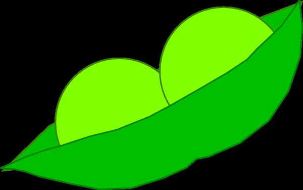 Two Peas In A Pod Clip Art At Clkercom Vector Clip Art Online