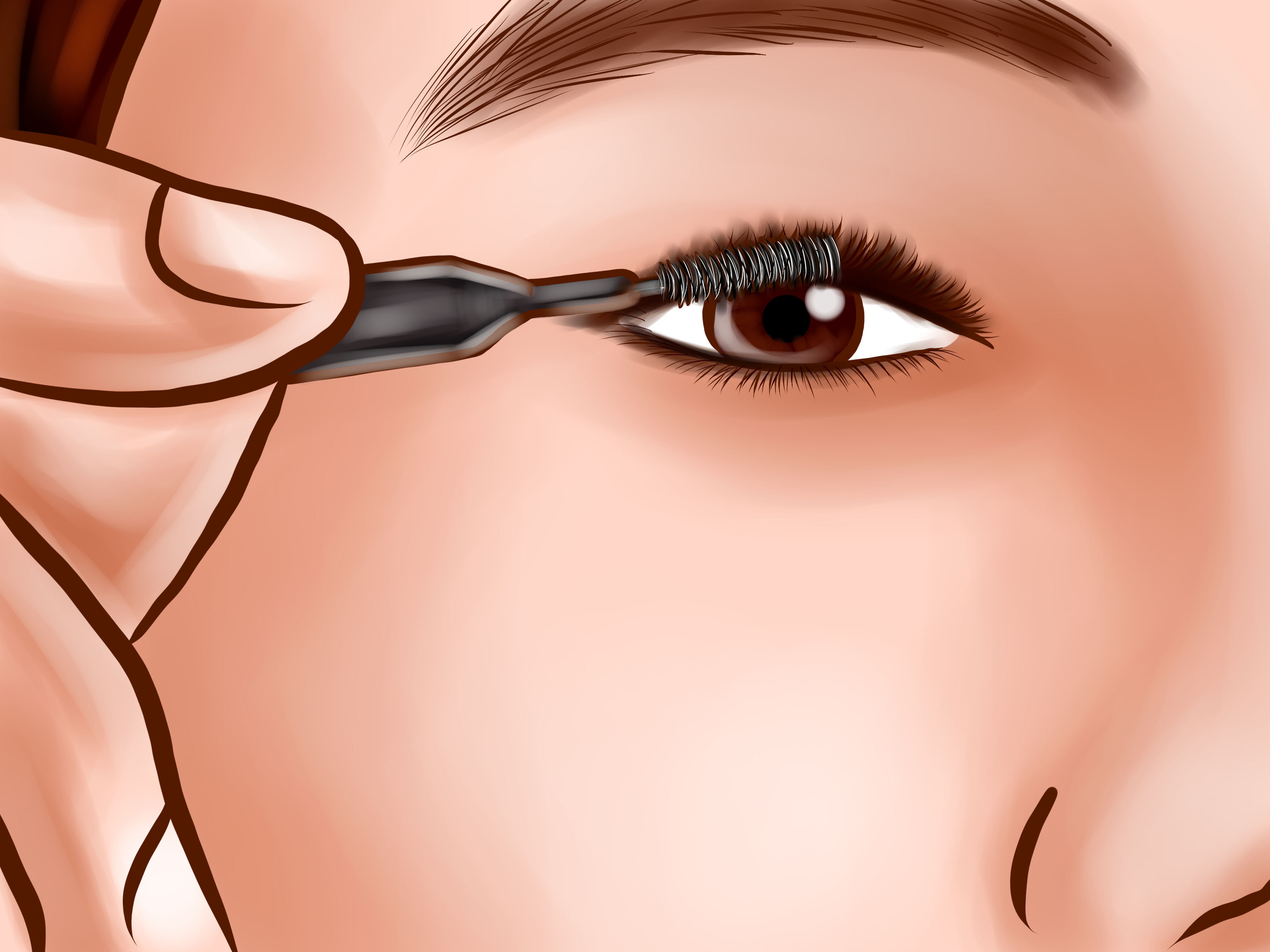 How to apply eye makeup tutorial book