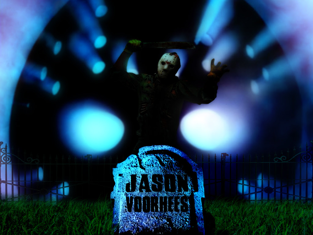 Jason Lives Friday The 13th Wallpaper 24193578 Fanpop