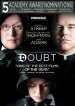 Doubt (DVD Cover)
