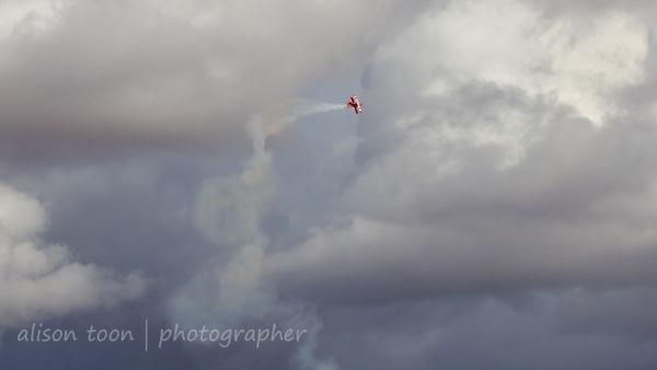 Mike Wiskus, Lucas Oil, Aerobatics