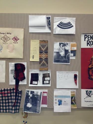 WMS design inspiration wall