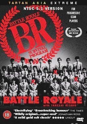 battle royale b