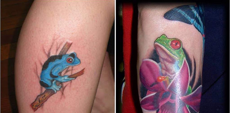 Monogatari Series Tattoo