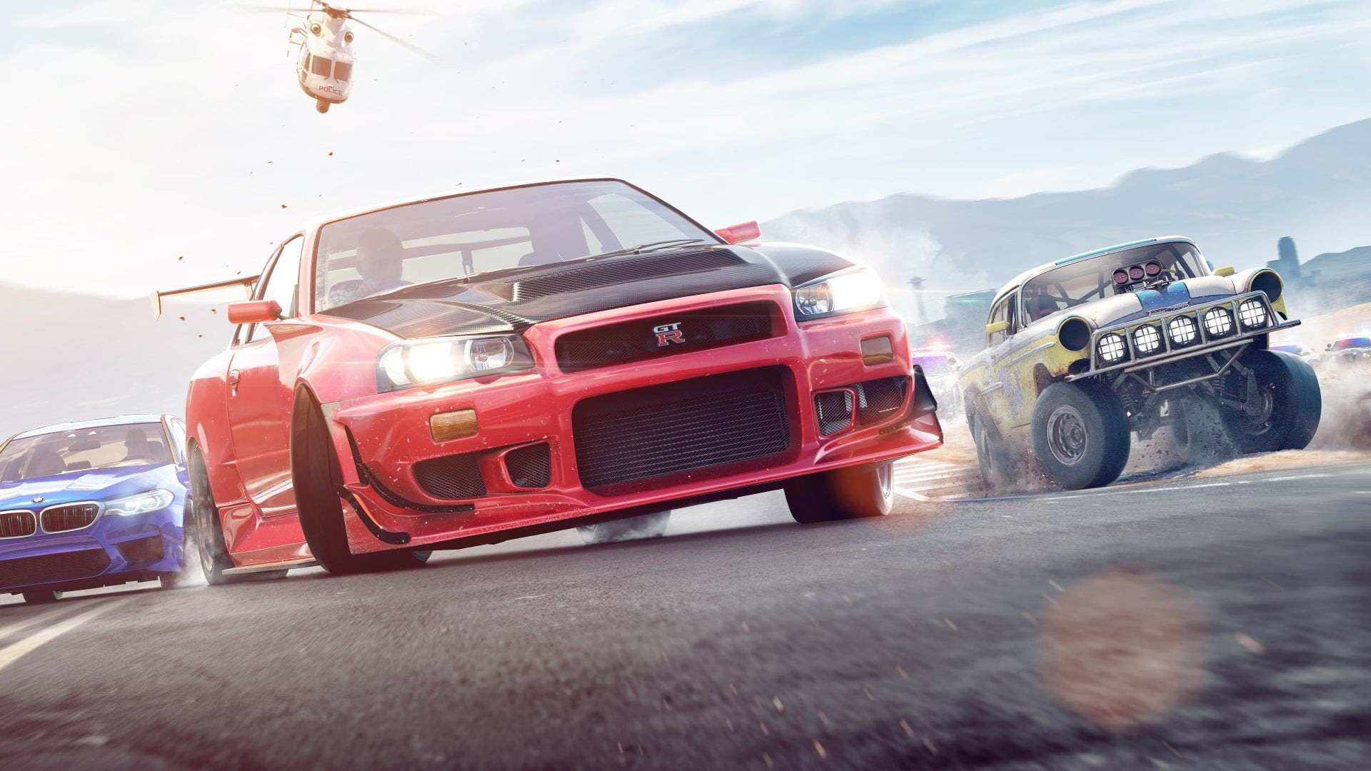 Need for Speed Payback is the series' answer to Forza Horizon screenshot