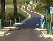 Un tratto dei cinque chilometri tra Braives e Moxhe, in Belgio, appena ristrutturati