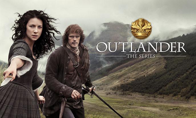 Resultado de imagen de outlander poster