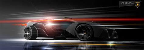Lamborghini Ankonian (Batmobile) autoomagazine