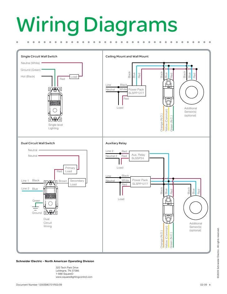 Leviton Light Switch Wiring Diagram