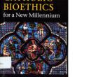 Catholic Bioethic for a New Milenium (Reseña en español)
