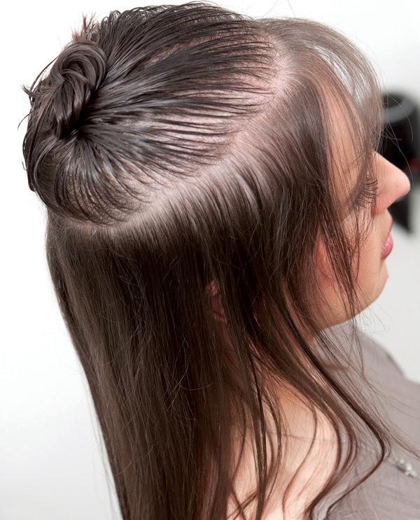 Faire Femme Cheveux Cheveux Clairsemés Que 92iwedh
