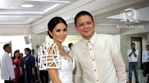 PNoy best man again, this time at Chiz and Heart's wedding