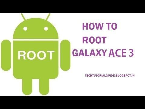 Samsung Galaxy ACE 3 S7275B Root (ROOT GENIUS)