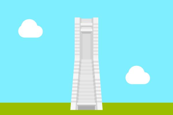 みなとみらいのランドマークタワー ライ さんのイラスト ニコニコ静
