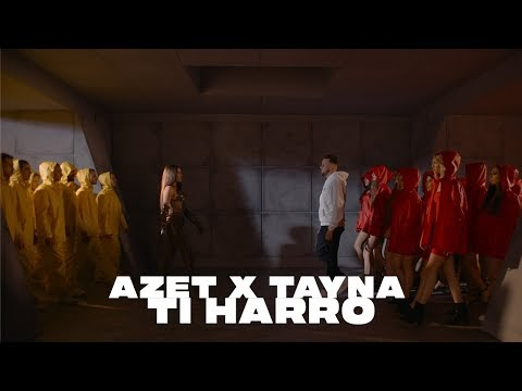 AZET x TAYNA - TI HARRO (LYRICS)