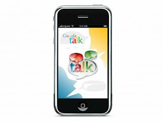 GTalk Hits The iPhone Via Safari