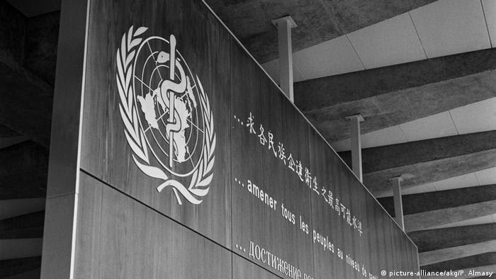 Gebäude WHO Genf 1960 (picture-alliance/akg/P. Almasy)