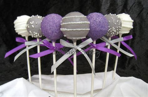 Cake Pops: Wedding Cake Pops Made to Order with High Quality