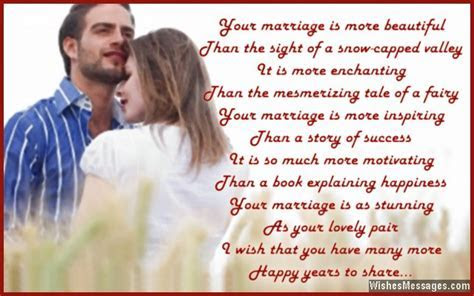 Anniversary poems for couples ? WishesMessages.com