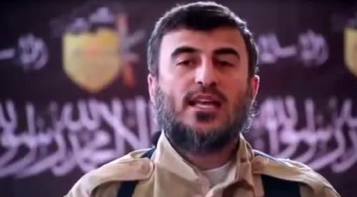 Hình ảnh Lãnh đạo phe nổi dậy ở Syria thiệt mạng do không kích số 1