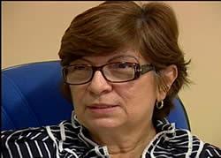 Graça Malheiros, agora ex-delegada da Polícia Federal
