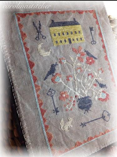 Mustard Seed Manor Sewing Book