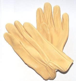 Deerskin Leather Kids Western Gloves USA made