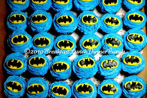 Holy Cakes and Ice-Cream Batman