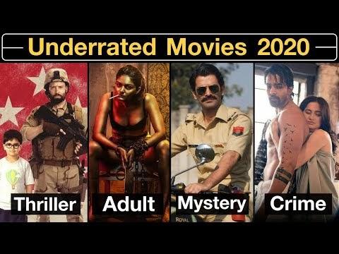 Top 10 Best Underrated Bollywood Movies 2020 In Hindi   Deeksha Sharma
