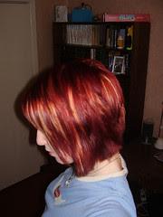 New hairdo :)