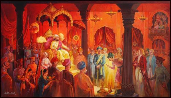 Swami Vivekananda's talk on Shivaji