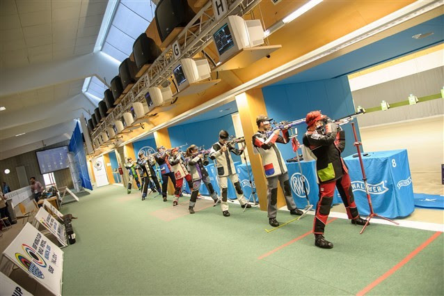 The fourth round of the ISSF World Cup season is set to begin ©ISSF