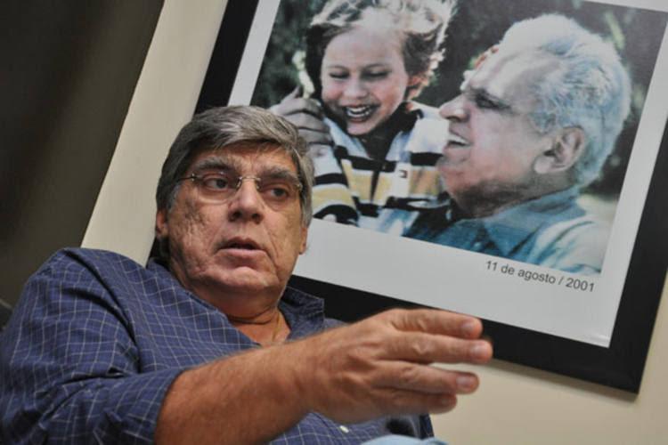 Aluízio Alves Filho homenageará o pai com edição sobre sua sua história