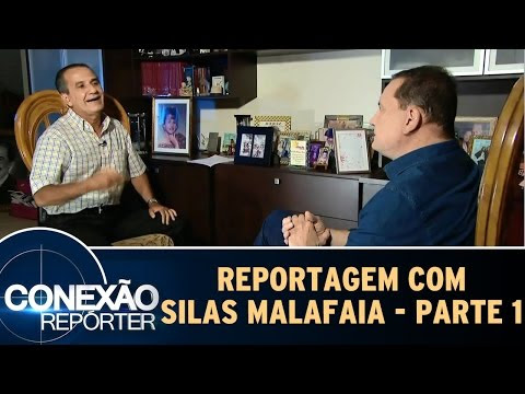 Entrevista com Sillas Malafaia a Roberto Cabrini