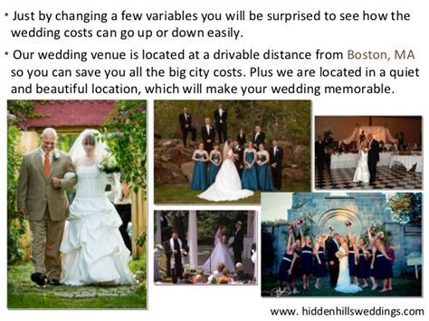Cheap Wedding Venues in MA