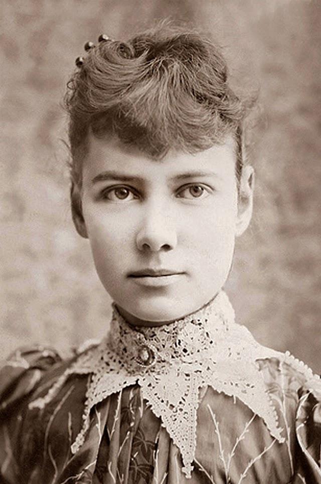 Elizabeth Cochran, la primera periodista encubierto.